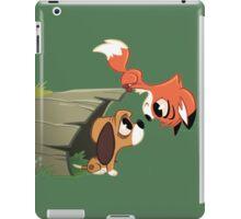 Todd and Copper iPad Case/Skin