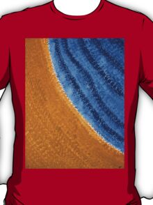 Shoreline original painting T-Shirt