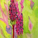 Lavender Fairy Wings by Marilyn Brown