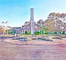 Altona Civic Centre - Victoria, Australia by © Helen Chierego