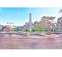 Altona Civic Centre - Victoria, Australia Photographic Print