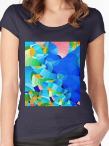CARNIVALE 2 Women's Fitted Scoop T-Shirt