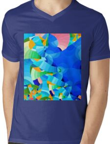 CARNIVALE 2 Mens V-Neck T-Shirt
