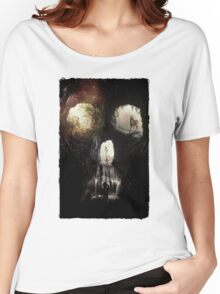 Cave Skull Women's Relaxed Fit T-Shirt