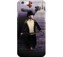 Let Your Dreams Take You There iPhone Case/Skin