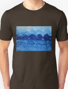 Blue Ridge original painting T-Shirt