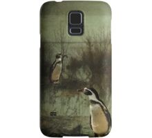 The Penguin Patch Samsung Galaxy Case/Skin