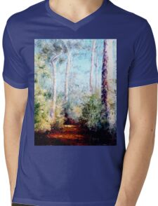 Bush Trail at the noon... Mens V-Neck T-Shirt
