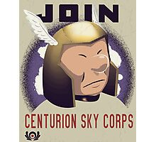Centurion Sky Corps Photographic Print