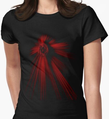 Cross tee Womens Fitted T-Shirt