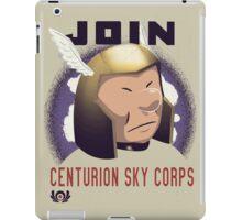 Centurion Sky Corps iPad Case/Skin