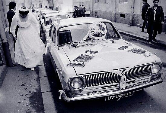 A Wedding in Lviv by Yuri Lev