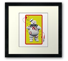 Operation Mallow Framed Print