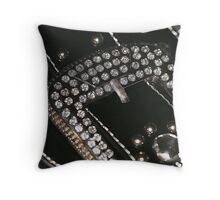 The Buckle Throw Pillow