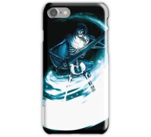 Skeleton Sorceror iPhone Case/Skin