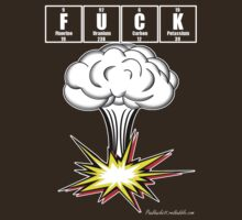 FUCK - White text by Paul Duckett