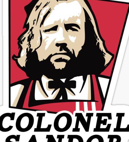Colonel Sandor Sticker