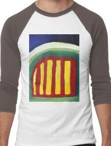 Memories of the red desert Men's Baseball ¾ T-Shirt