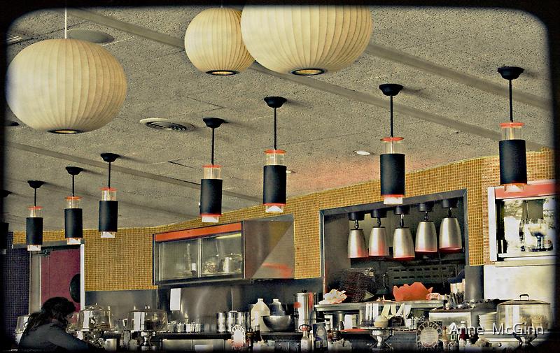 The Diner by Anne  McGinn