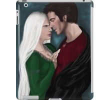 Queen Mab and Harry iPad Case/Skin
