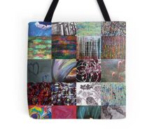 Art from the Heart Tote Bag