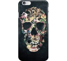 Vintage Skull iPhone Case/Skin