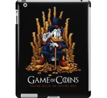 Game of Coins iPad Case/Skin