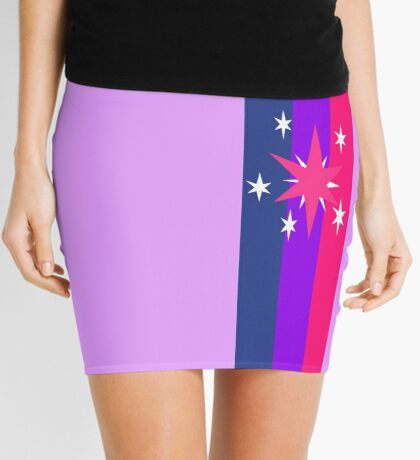 Twily Mark Mini Skirt