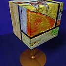 After Klee cubed by Marilyn Brown Facilitated by Marilyn Brown