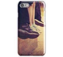 Take the weight off! iPhone Case/Skin