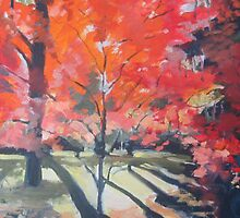 Autumn at Yengo by Ann Pigott by AnnieP