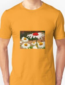 Painted Daisy  Unisex T-Shirt