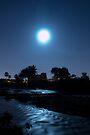 Moon God by Dinni H