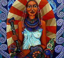 Mother Earth by Madalena Lobao-Tello