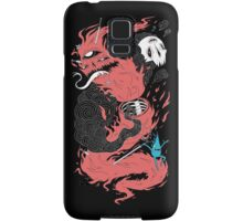Death Of The Fire Demon Samsung Galaxy Case/Skin