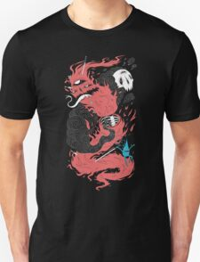 Death Of The Fire Demon T-Shirt