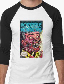 Horrible Horrors NES Men's Baseball ¾ T-Shirt