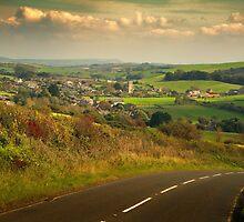 Down To Abbotsbury by Nigel Finn