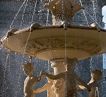 Hochgurtel Fountain by Werner Padarin