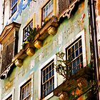 another Portuguese facade by Sonia de Macedo-Stewart