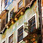 another Portuguese facade by Sonia de Macedo-Stewart