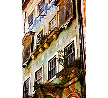 another Portuguese facade Photographic Print