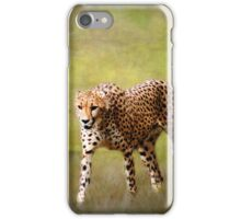 H is for........Hot Pursuit iPhone Case/Skin