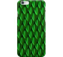 Scales of the Green Dragon iPhone Case/Skin