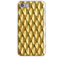 Scales of the Bronze Dragon iPhone Case/Skin