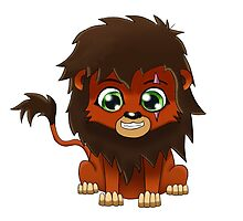 Chibi Scar | Lion King by JayeBrady