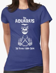 The Fiend Aquabats Womens Fitted T-Shirt