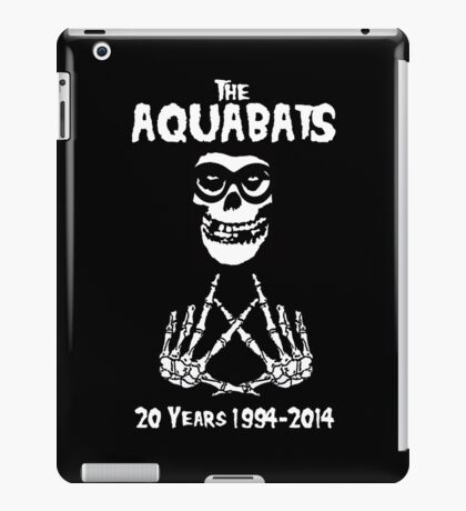 The Fiend Aquabats iPad Case/Skin