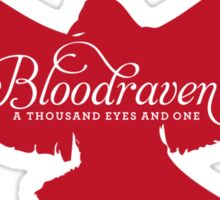 Bloodraven (Red) Sticker