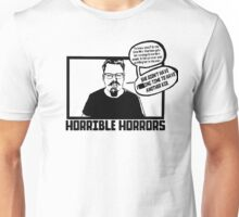 Horrible Horrors - Friday the 13th Unisex T-Shirt